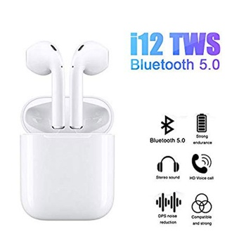 İ12 Tws Wireless Air Bluetooth Kablosuz Kulaklık