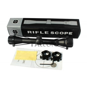 Rifle Scope 3-9x40EG Zumlu Tüfek Dürbünü